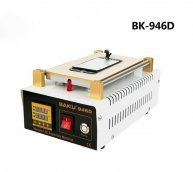 BAKU Built in Air Vacuum Pump Semi Automatic Screen LCD Seperation Machine