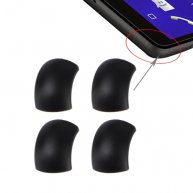 4PCS For Sony Xperia C4 Front Bezel Edge(Black)