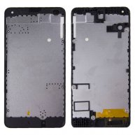 For Microsoft Lumia 550 Front Housing LCD Frame Bezel Plate