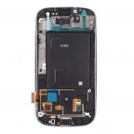 For samsung I9300 Galaxy S III Complete Screen Assembly with Bezel -Grey