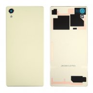For Sony Xperia X Back Battery Cover (Lime Gold)