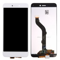 For Huawei P8 Lite 2017 LCD Screen + Touch Screen Digitizer Assembly(White)
