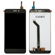 For Huawei Honor V9 Play LCD Screen and Digitizer Full Assembly(Black)