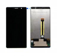 LCD Screen and Digitizer Full Assembly for Nokia 7 Plus(Black)