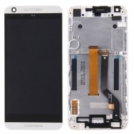 For HTC Desire 626s Original LCD Screen + Touch Screen Digitizer Assembly with Frame(White)