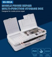 SS-001A Mobile Phone Repair Multi-Function Storage Box