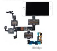 Qianli iBridge Test Cable for iPhone X Motherboard Fault Display Touch Tail Plug Rear Camera Repair