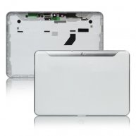 Back Cover Housing for Samsung Galaxy Tab 10.1 WiFi 16GB GT-P7510 - White