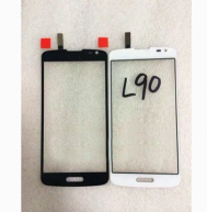 Panel Digitizer Touch Screen Glass Lens Replacement Parts For LG L90 D410 White