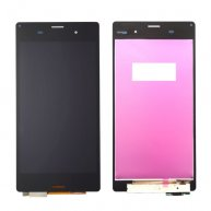 LCD Screen + Touch Screen Digitizer Assembly for Sony Xperia Z3(Black)
