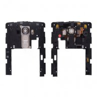 Backplate Rear Housing with Camera Lens and Power & Volume Buttons for LG G4 F500L/ H815/ H810/ H811/ VS986/ LS991 - Gold
