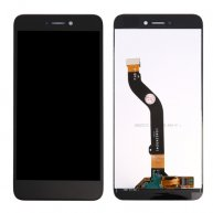 For Huawei P8 Lite 2017 LCD Screen + Touch Screen Digitizer Assembly(Black)
