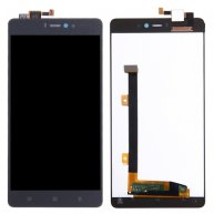 LCD Screen + Touch Screen Digitizer Assembly for Xiaomi Mi 4i(Black)