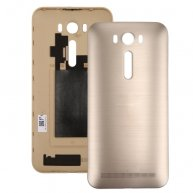 Brushed Texture Back Battery Cover for 5 inch Asus Zenfone 2 Laser / ZE500KL (Gold)