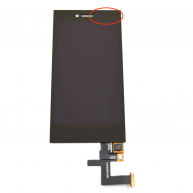 LCD Screen and Digitizer Assembly for BlackBerry Leap Z20 (Version 1)
