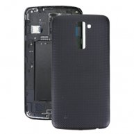 For LG K10 Back Cover with NFC Chip(Black)