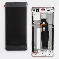 For Sony Xperia XA LCD Screen + Touch Screen Digitizer Assembly With Frame-Black