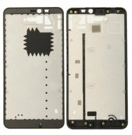 Front Housing LCD Frame Bezel Plate Replacement for Microsoft Lumia 640XL
