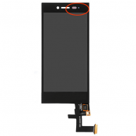 LCD Screen and Digitizer Assembly for BlackBerry Leap Z20 (Version 2)