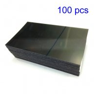 100pcs/lot LCD Polarizer Film for iPhone 4-clear