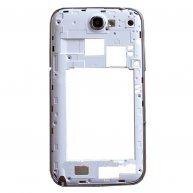 Middle Cover for Samsung Galaxy Note II LTE SGH-I317 -White