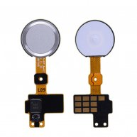 Fingerprint Scanner Sensor with Flex Cable for LG G5 - White
