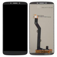 LCD Screen and Digitizer Full Assembly for Motorola Moto E5