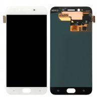 LCD Screen Replacement for OPPO R9S White