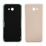 For Samsung Galaxy A7 (2017) / A720 Battery Back Cover(Gold)