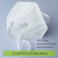 10PCS Certification N95 Face Mask Disposable Dust Anti Infection KN95 Face Mask