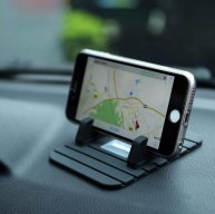 REMAX Soft Silicone Mobile Phone Holder Car Dashboard GPS Anti Slip Mat Desktop Stand Bracket for iPhone 5s 6 7 Samsung Tablet