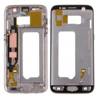 For Samsung Galaxy S7 / G930 Front Housing LCD Frame Bezel Plate(Gold)