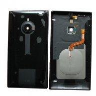 Back Housing Assembly Cover with NFC for Nokia Lumia 1520 -Black