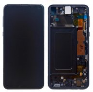 For Samsung Galaxy S10e Ori LCD Screen and Digitizer Full Assembly with Frame