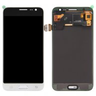 For Samsung Galaxy J3 (2016) LCD Screen + Touch Screen Digitizer Assembly(White)