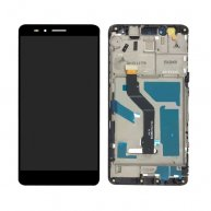 For Huawei Honor 5X LCD Screen + Touch Screen Digitizer Assembly with Frame(Black)