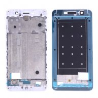 For Huawei Enjoy 5 Front Housing LCD Frame Bezel Plate(White)