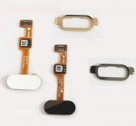 Home Button with Flex Cable For One Plus 5/A5000