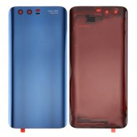 For Huawei Honor 9 Battery Back Cover (Sapphire Blue)