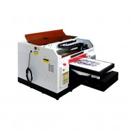 A3 DX5 Desktop Digital Fabric Printer Printing Textile Machine For T Shirt