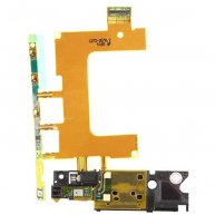 Power Button and Volume Button Flex Cable for Sony Xperia ZR / M36h / C5503
