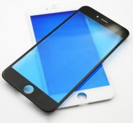 "For Iphone 8 4.7"" Front Glass Touch Screen Lens(Good Quality) with Frame(Good Quality)"