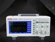 "UNI-T UTD2102CEX 100MHZ Digital Storage Oscilloscope 7"" LCD 1GS/S 2Channels"