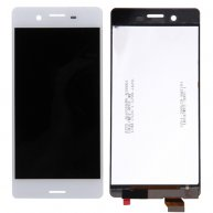 For Sony Xperia X Original LCD Screen + Touch Screen(White)