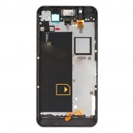 For BlackBerry Z10 (3G)Middle Plate -Black