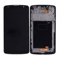 LCD Screen Display with Digitizer Touch and Bezel Frame for LG G Pro 2 F350/ D837/ D838(for LG) - Black
