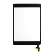 OR Quality For iPad Mini Digitizer Touch Screen Assembly with IC Board - Black