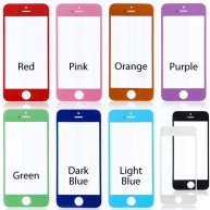 High Quality Front Screen Outer Glass Lens for iPhone 5/5s/5c with oca glue