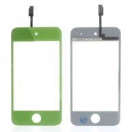 Green High Quality Digitizer Touch Screen Repair Parts for iPod Touch 4 4th 4G