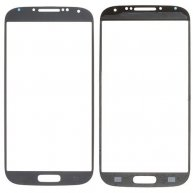 Front Screen Cover Glass Lens Replacement Part for Samsung Galaxy S4 IV SGH-I337 AT&T - Dark Blue